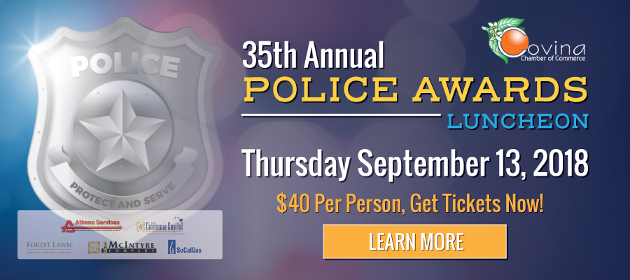 Police Awards Luncheon